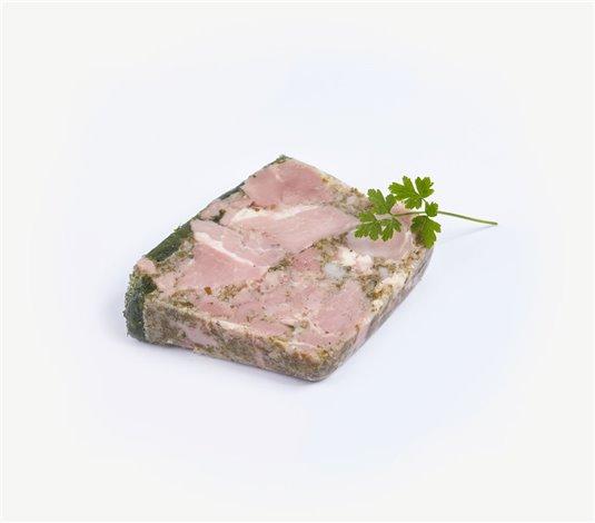 Terrine jambon persillé
