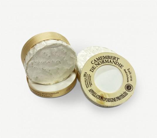 Camembert (AOP au lait cru)