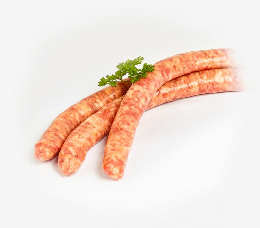 Chipolata de porc nature