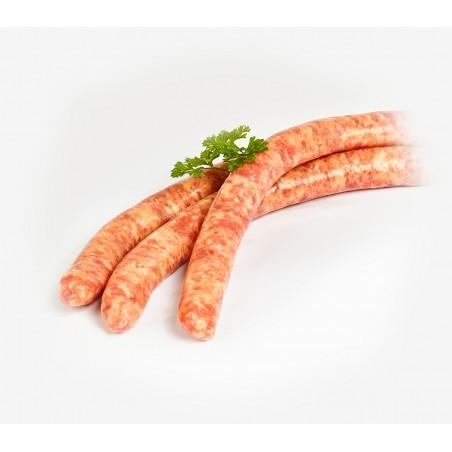 Chipolata de porc nature